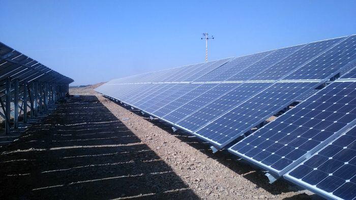 انرژی پاک به مرزهای کردستان رسید