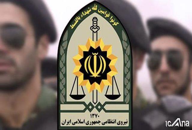تجمیع خطوط 110 پلیس در مرکز استان