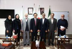 سئو هونگ: یکی از اهداف من افزایش تعاملات فرهنگی-ورزشی با ایران است