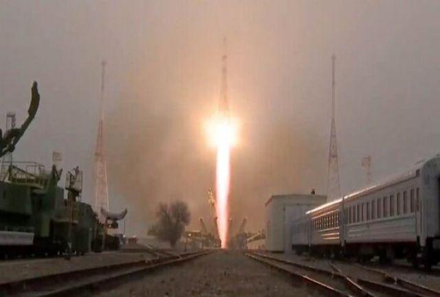 ارسال حدود 2.5 تن بار به ایستگاه فضایی توسط روسیه