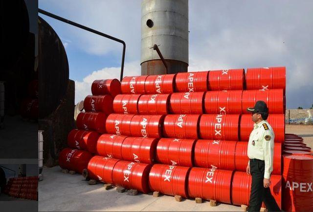 کشف 28 هزار لیتر سوخت قاچاق در نهبندان