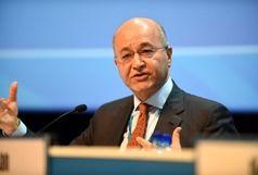 رییس جمهور عراق تابعیت انگلیسی خود را ترک کرد