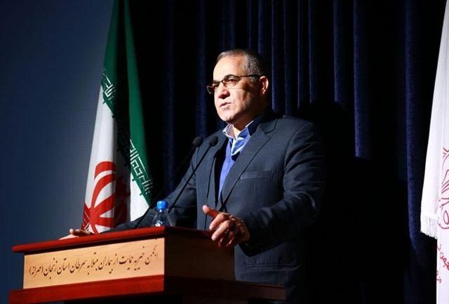 """استاندار زنجان: """"مهرانه"""" از نمونه های بارز تقویت کننده اتحاد عمومی در استان است"""