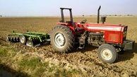 جذب بیش از ۷۲ درصد تسهیلات مکانیزاسیون کشاورزی در آذربایجان غربی