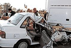 یک کشته در تصادف مرگبار جاده سراوان - فومن