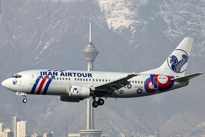 نشت اکسیژن در هواپیمای ایران ایرتور به مقصد استانبول