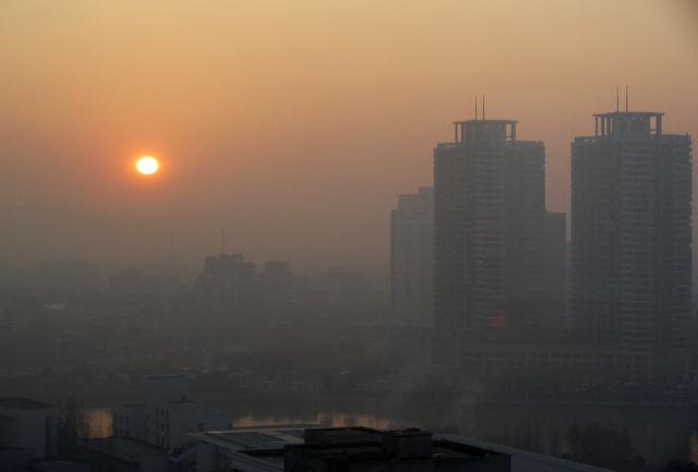 استمرار آلودگی هوا در اصفهان