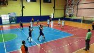 صدرنشینی آذربایجانغربی در دور رفت منطقه پنج بسکتبال زیر ۱۸ سال کشور