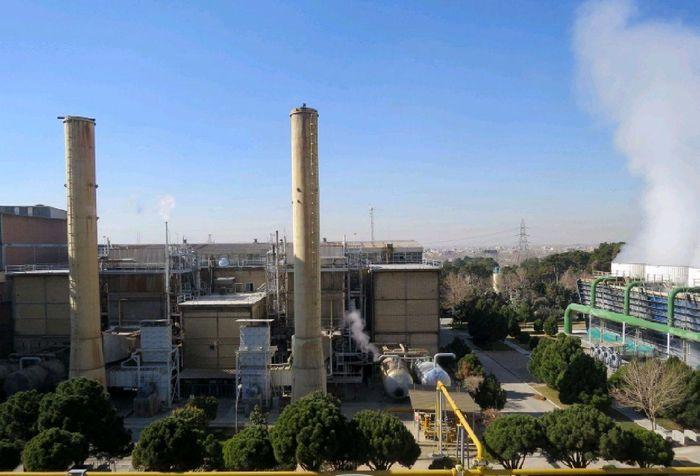 پایان تعمیرات دوره ای واحد اول تولید برق نیروگاه اصفهان