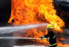 آتش سوزی در پیش دبستانی و دبستان ۴ مصدوم برجای گذاشت