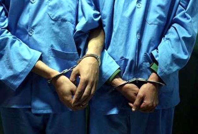 دستگیری سارق حرفهای محتویات خودرو با 21 فقره سرقت در چابهار