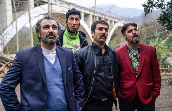چرا ارسطوی سریال پایتخت زندانی شد؟/ببینید