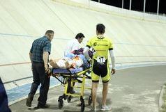 حادثه در پیست آزادی/ ملیپوش ایران جراحی شد