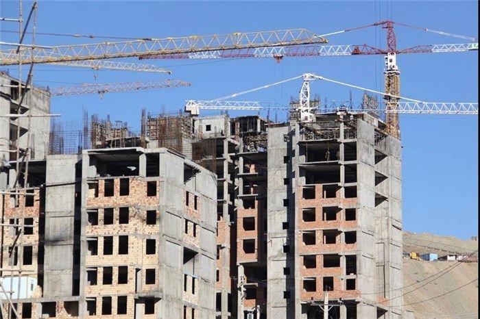 گزارش تحلیل بهرهوری در بخش ساختمان
