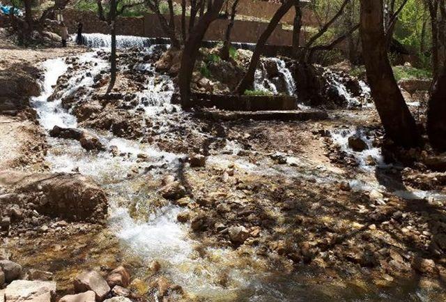 آزاد سازی ۳ هزار مترمربع از اراضی آبشار یاسوج از دست سود جویان
