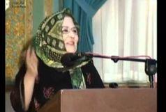 نخستین بازیگر زن تلویزیون ایران درگذشت