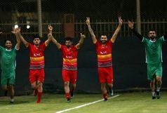 آغاز تمرینات تیم فولاد خوزستان برای حضور در لیگ برتر بیستم