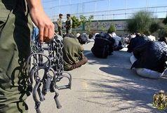 دستگیری فروشندگان مواد مخدر در شوشتر