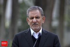 حضور معاون اول رییس جمهور در گلزار شهدای کرمان