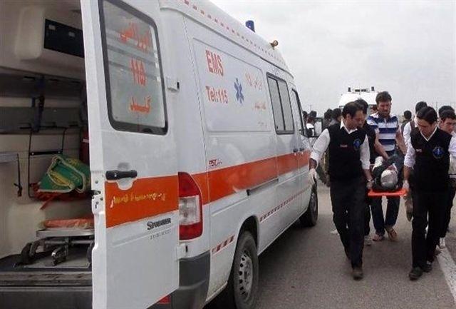 ۱۶۴ مصدوم به مراکز درمانی منتقل شدند