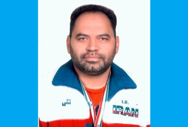 کسب مدال نقره مسابقات پاورلیفتینگ کلاسیک قهرمانی کشور توسط یک کرمانی