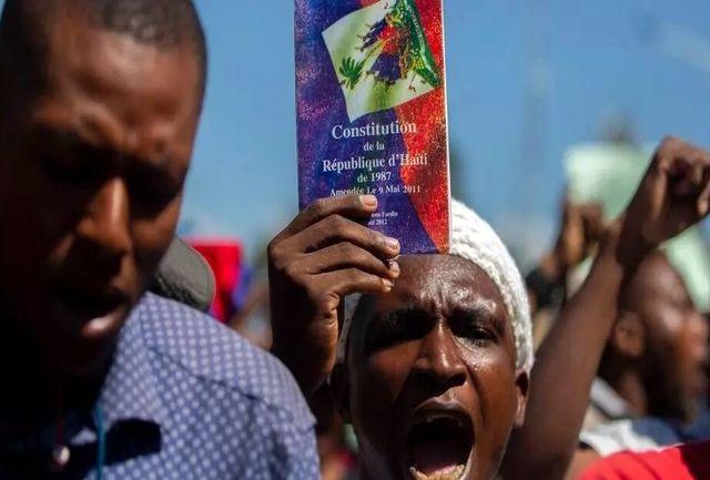 همهپرسی قانون اساسی در هائیتی به تعویق افتاد