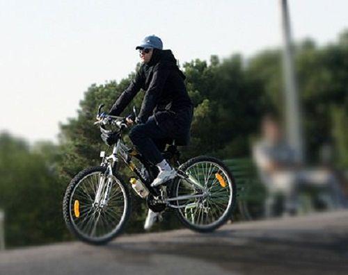 برگزاری همایش دوچرخه سواری ویژه بانوان در قم