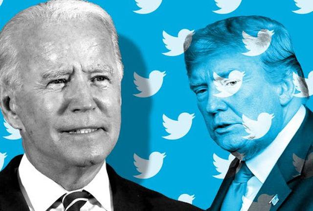 واکنش تند ترامپ به احتمال مسدود شدن حساب توئیترش