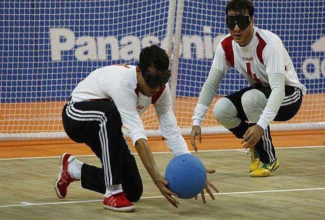 گلبال ایران بر سکوی نخست قاره کهن ایستاد