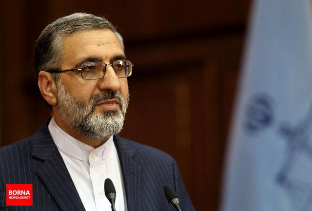 """استعفای """"لاریجانی"""" صحت ندارد"""