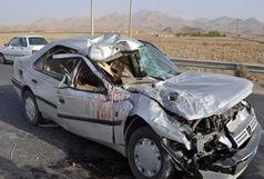 پنج کشته و مجروح در تصادف دو دستگاه پژو