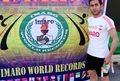 ثبت یک رکورد جدید در طنابزنی جهان توسط ورزشکار یاسوجی
