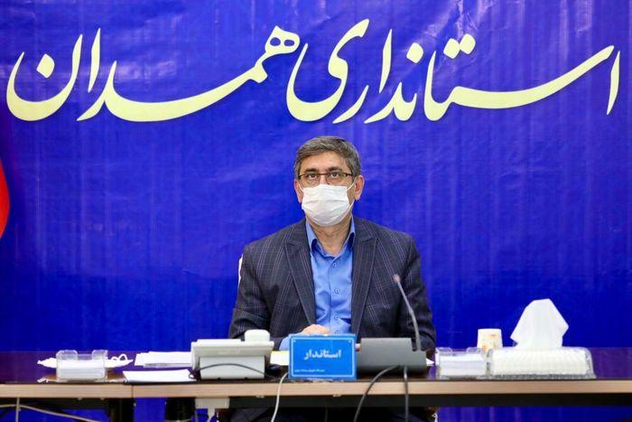 اعمال محدودیتهای یک هفتهای در استان همدان/ 5 شهرستان استان همدان در وضعیت قرمز شیوع ویروس کرونا قرار دارند