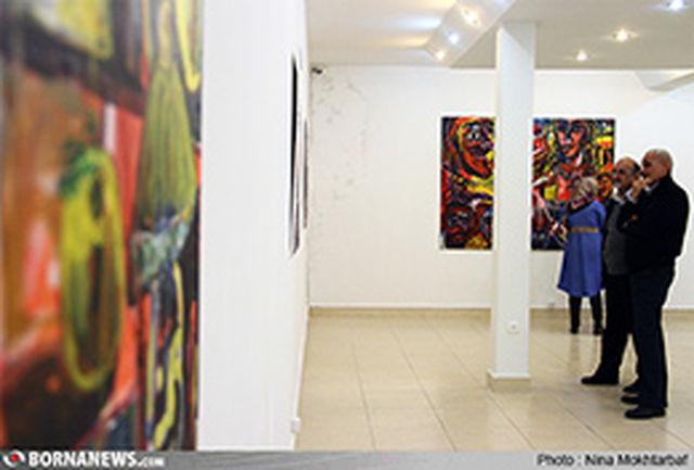 آغاز برنامه های دهه فجر در صربستان با گشایش نمایشگاه نقاشی