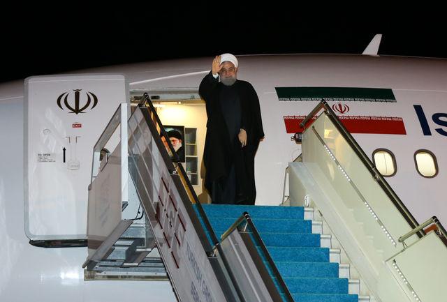 رئیس جمهور عازم استان گلستان میشود