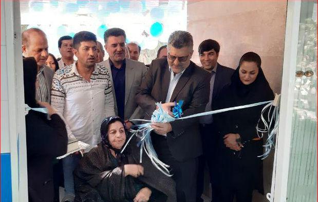 مرکز جامع توانبخشی خیریه لیلا کدخدایی در خرم آباد افتتاح شد
