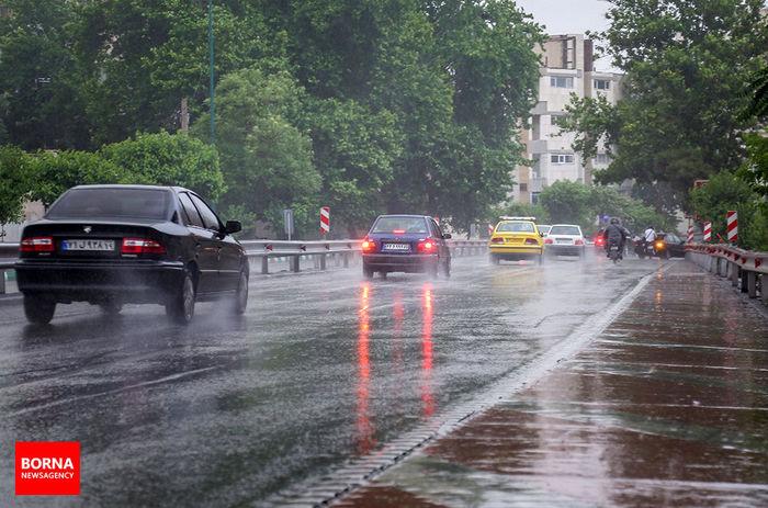 احتمال ریزش تگرگ در تهران تا سه روز آینده