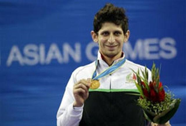 باقری معتمد: فقط در فکر المپیک فکر هستم/ مدال لندن، کلکسیونم را کامل میکند