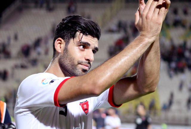 طارمی:در تیم ملی هیچ گاه مهاجم نوک بازی نکردهام/ بازی با ترکیه و ازبکستان می تواند به نفع ما باشد