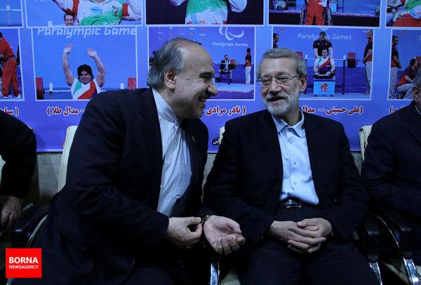 روحیه ملت ایران با درخشش ورزشکاران بهتر شده است/ ببینید
