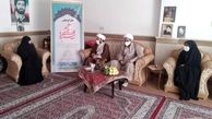 سه شنبه های تکریم در ابهر، دیدار با خانواده شهید احمد طارمی