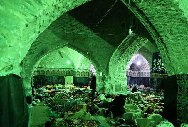 انتقال زائران پیاده مسیرهای منتهی مشهد به محلهای اسکان مناسب