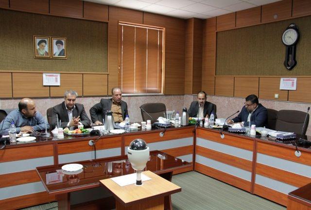 بیست وهشتمین جلسه کمیسیون برنامه وبودجه شورای اسلامی صفادشت برگزار شد