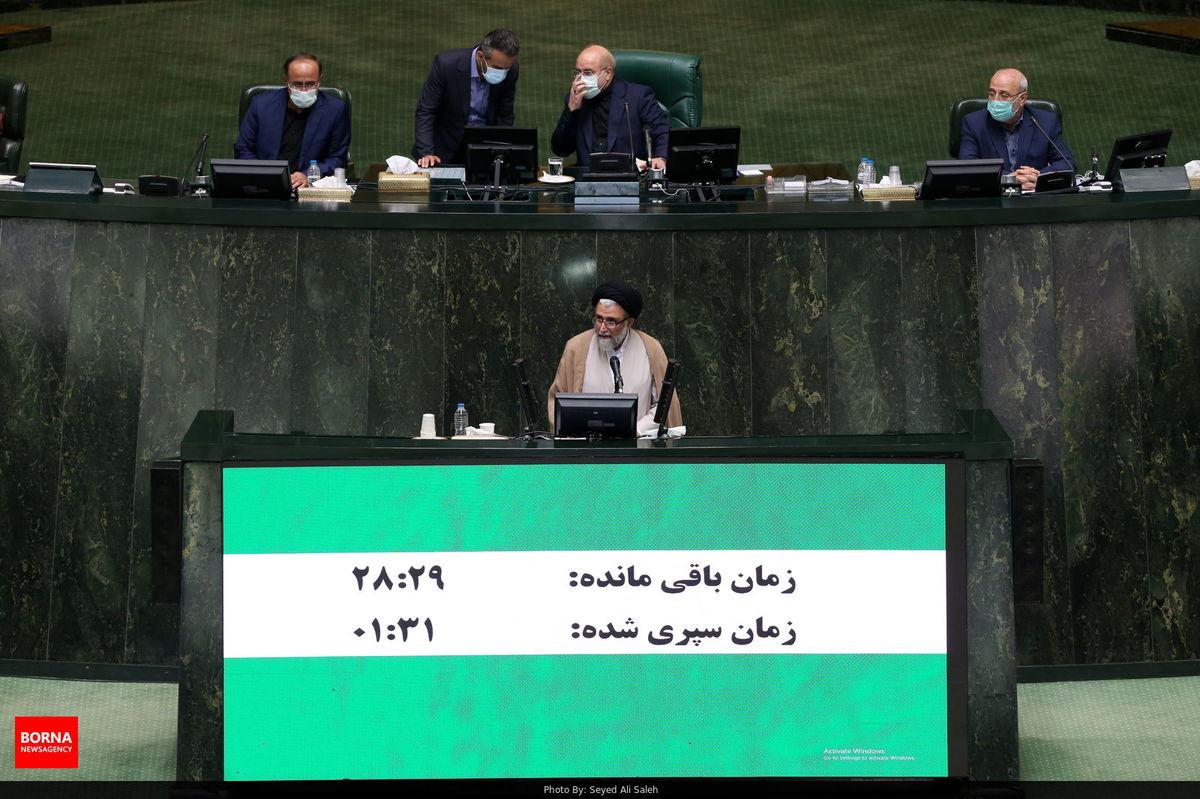 وزیر اطلاعات برای سالم سازی قوه قضاییه اعلام آمادگی کرد