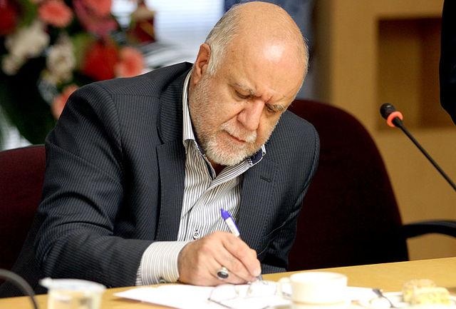پیام تسیلت وزیر نفت برای جانباختگان حادثه خط لوله گاز کریت کمپ اهواز