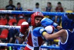 اردبیل به مقام سوم مسابقات بوکس نونهالان کشور دست یافت