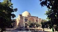 بهرهبرداری از پروژه مرمت امامزاده علاء الدین آوج