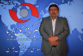 حضور الیاس حضرتی نماینده مجلس تهران در خبرگزاری برنا