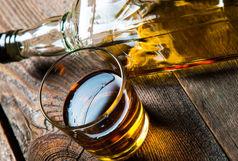 کشف 1300 لیتر مشروبات الکلی در ملکان
