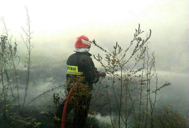 هشدار سازمان آتش نشانی نسبت به ایمنی در برابر وزش باد شدید و آتش سوزی